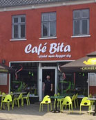 Cafe Bita Billede/Photo/Bild